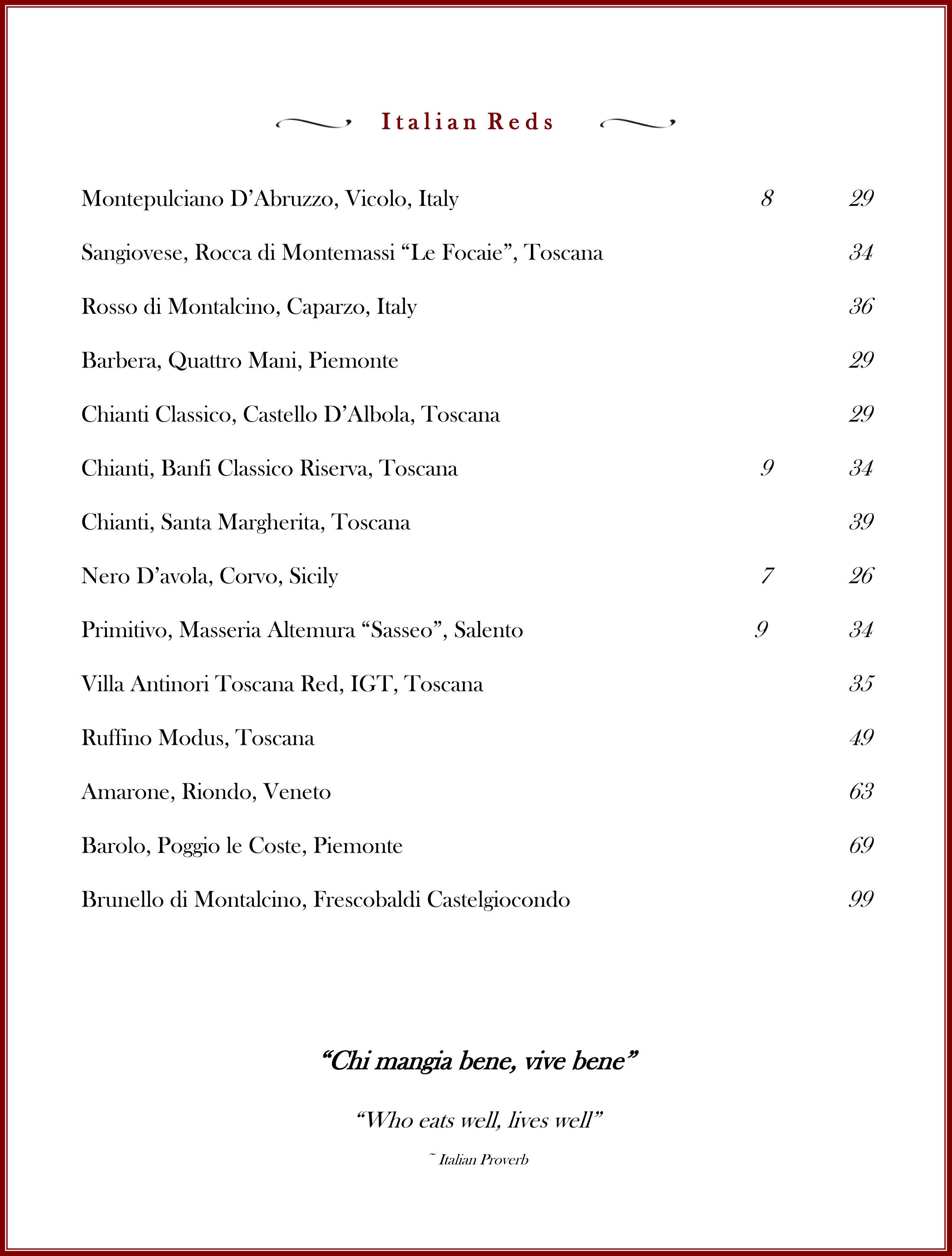 Wine List September 2015 pg 2